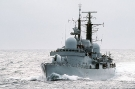 D92 HMS Liverpool (Type 42 Class Destroyer)