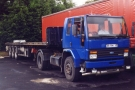 Ford Iveco 3828 4x2 Tractor (46 RN 39)(Copyright ERF Mania)