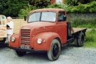 Fordson ET6 Thames 3Ton 4x2 Home Office (RYX 238)(Copyright ERF Mania)