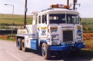 Scammell Crusader EKA Recovery (XHT 415 T)(Copyright ERF Mania)