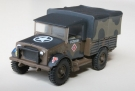 Bedford MWD 15cwt North West Europe 1944 (1:76 scale model by Oxford Diecasts)