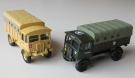 AEC Matador Gun Tractor Models (1:76 scale model by Oxford Diecasts)