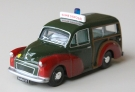 Morris Minor 1000 Traveller Bomb Disposal (29 FH 72)(1:76 scale model by Oxford Diecasts)