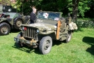 Willys MB Jeep Slat Grille (WSL 709)