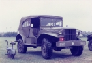 Dodge WC-56 Command Car (SNX 824 M)