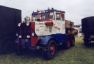 Scammell Explorer 10Ton Recovery Tractor (ASJ 355)(Copyright ERF Mania)