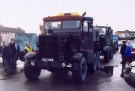 Scammell Explorer 10Ton Recovery Tractor (OSJ 698)(Copyright ERF Mania)