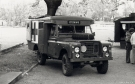 Land Rover S3 Ambulance (01 GN 49)