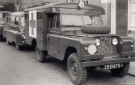 Land Rover S2 Ambulance (25 EN 75)