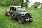 Willys MB Jeep (126 UXS)