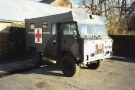 Land Rover 101 Ambulance (75 GJ 91)(Copyright Ken Reid)