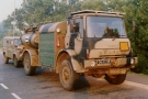 Bedford MJ 4 Ton Refueller (06 KC 95)(Copyright ERF Mania)
