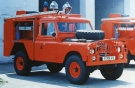 Land Rover TACR 1 Fire Tender (91 RN 49)(Copyright Ken Reid)