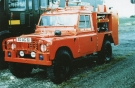 Land Rover TACR 1 Fire Tender (30 AG 61)(Copyright Ken Reid)