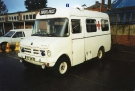Bedford CF Ambulance (77 AM 78)(Copyright Ken Reid)