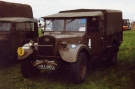 Ford WOT 2H 15cwt GS (MWA 860)