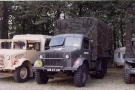 Bedford OXD 30cwt GS (GMO 768)
