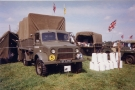 Bedford OXD 30cwt GS (WFX 299)
