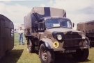 Bedford OXD 30cwt GS (KEX 839)