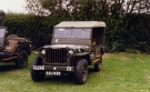 Willys MB/Ford GPW Jeep (SSU 839)