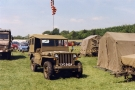 Willys MB/Ford GPW Jeep (CYC 542 A)