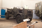 Crossley Fire Tender (RAF Cosford Museum)