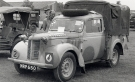 Austin 10hp Light Utility (NRP 650)