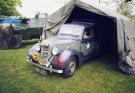 Hillman Minx 10hp Staff Car (NSK 622)