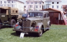 Wolseley 25hp Staff Car (XVS 176)