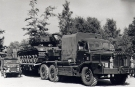 Thornycroft Antar 60Ton Tractor (16 CL 78)