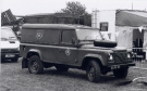 Land Rover 110 Defender (49 KF 93)