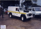 Land Rover 110 Defender (17 KJ 82)