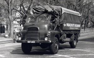Bedford RL 3Ton 4x4 Cargo (19 FG 62)