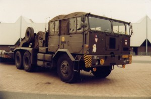 Faun L1212 6x6 Tractor (KN-27-50)(Netherlands Army)
