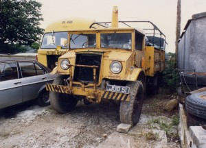 Ford F30 30cwt LAA Tractor (JUO 51)