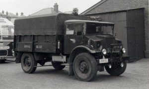 Ford F30 30cwt LAA Tractor (JUO 54)