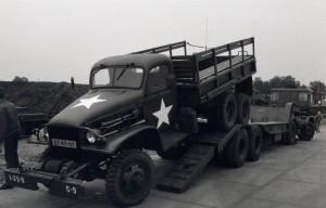 GMC 353 CCKW 6x6 Cargo (BT-49-NY)(Netherlands)