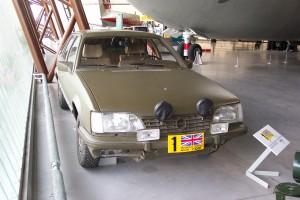 Opel Senator (BRIXMIS 1)