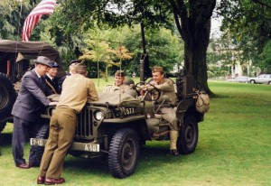 Willys MB-Ford GPW Jeep