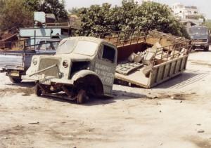 Bedford OYD 3 Ton GS (AF-413)(Cyprus)