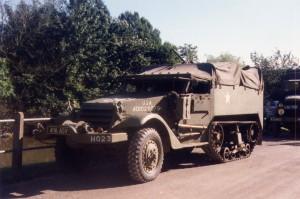 M3A1 Half Track (416 ASV)