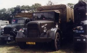 Mack NR9 10Ton 6x4 Cargo (BL-73-YX)(Netherlands)