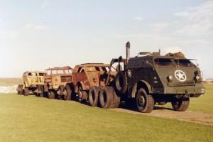 Pacific M26 40Ton Tractors x4