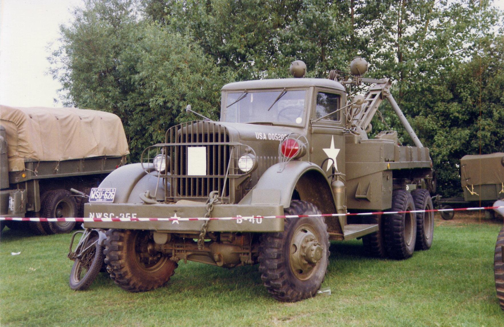 1950 s auto wreckers