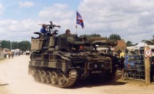 Abbot 105mm SP Gun (00 FE 21)