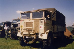 Austin K5 3Ton GS (857 YYC)