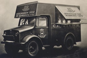 Bedford OXD 30cwt Dutch Canteen