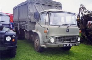 Bedford TK 4Ton 4x2 Cargo (34 KF 55)