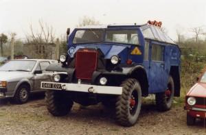Chevrolet CGT Field Artillery Tractor (Q 461 EGV)
