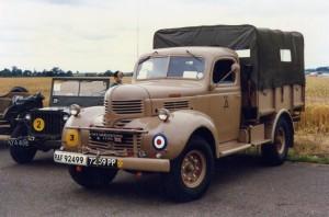 Dodge D15 15cwt GS (7259 PP)